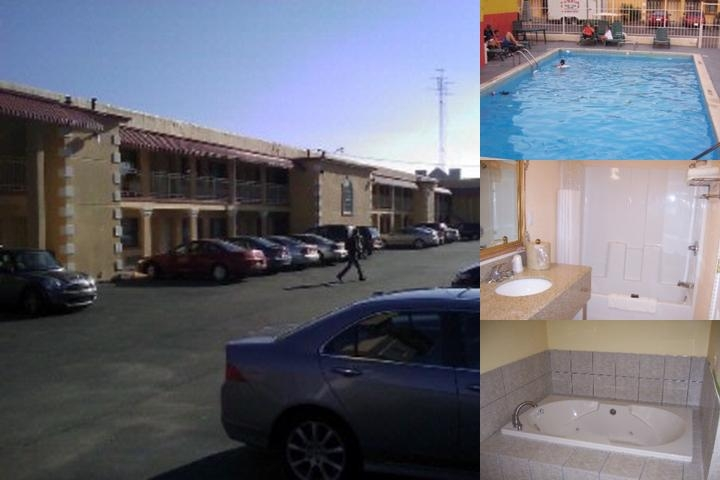 Vista Inn & Suites photo collage