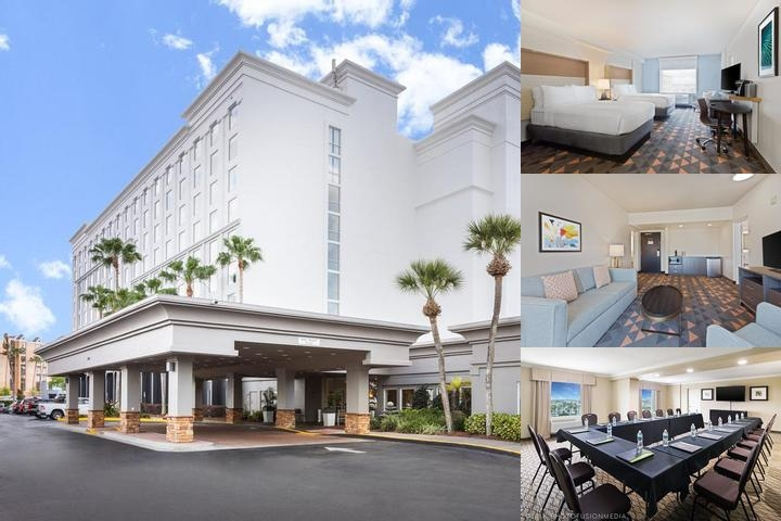 Holiday Inn & Suites Across From Universal Orlando™ photo collage