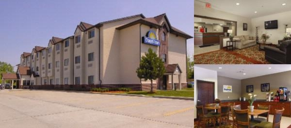 Days Inn Kansas City Speed Way photo collage