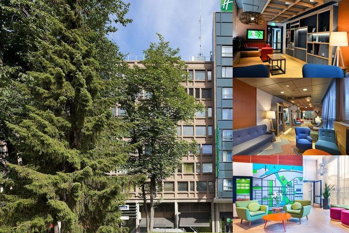 Holiday Inn Tampere Central Station photo collage