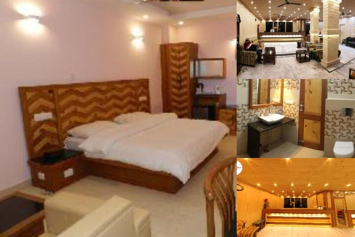 Shivalik Hotel & Resorts photo collage