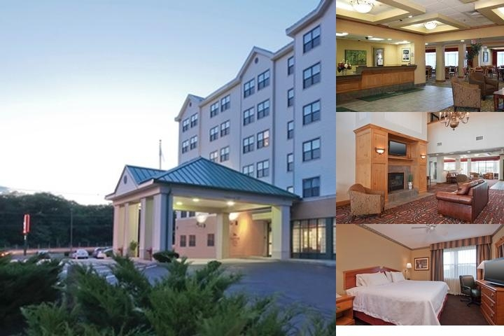 Homewood Suites Boston Peabody photo collage