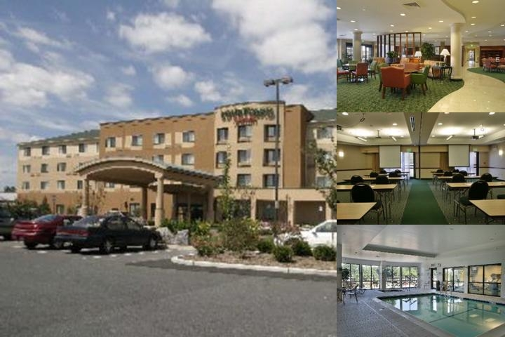 Courtyard by Marriott Salisbury photo collage