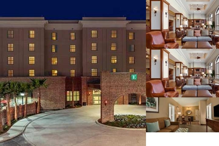 Embassy Suites Savannah Historic District photo collage
