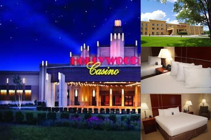 Hollywood Casino Hotel Joliet photo collage