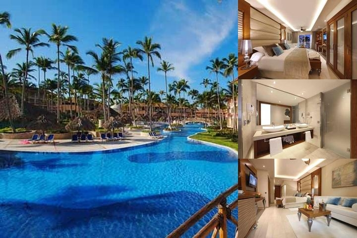 New Majestic Mirage Punta Cana All Suites All Inclusive photo collage