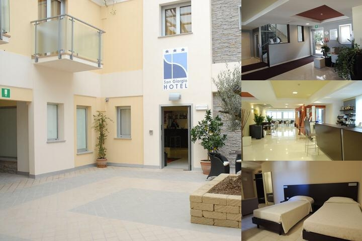 San Giorgio Hotel photo collage