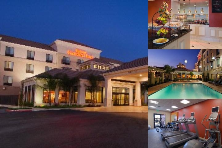Hilton Garden Inn Sacramento Elk Grove photo collage