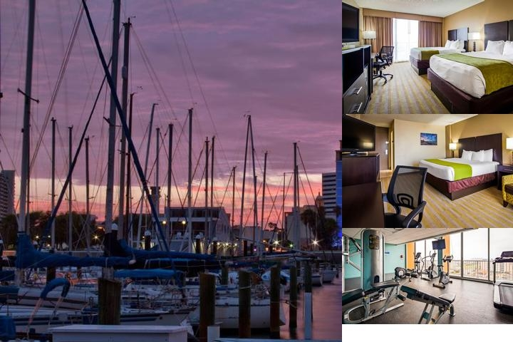 Best Western Corpus Christi photo collage