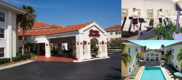 Hampton Inn Venice photo collage
