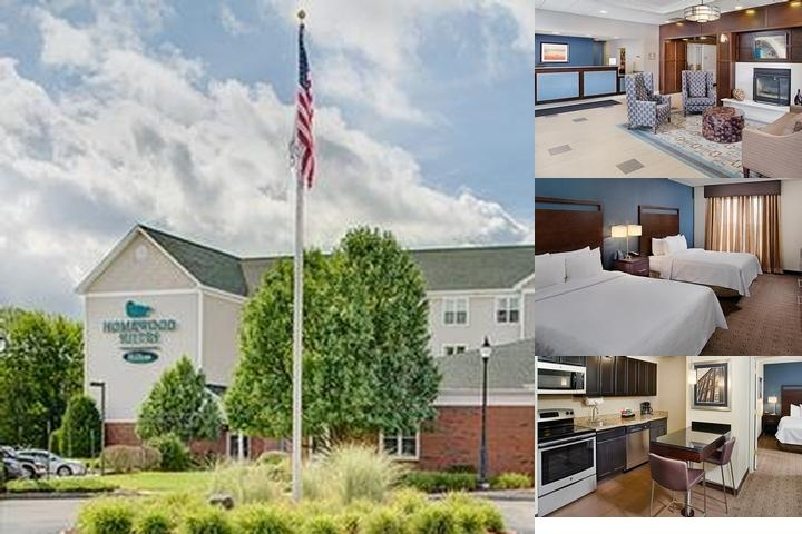 Homewood Suites by Hilton Manchester Airport photo collage