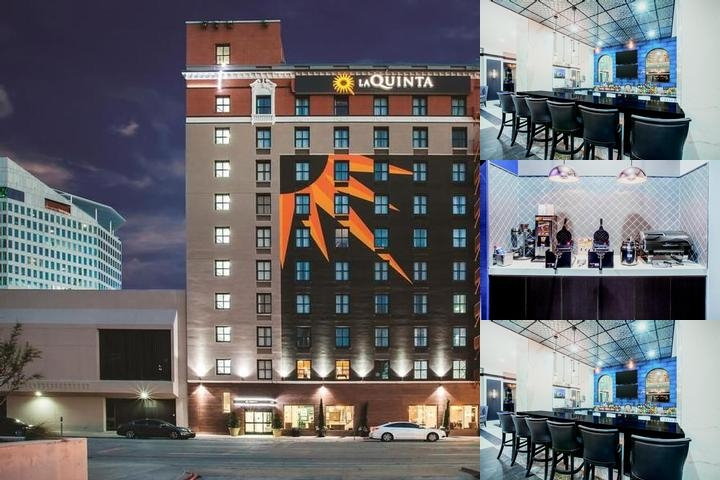 La Quinta Inn & Suites Dallas Downtown photo collage