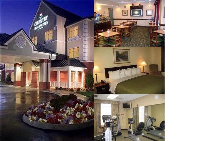 Country Inn & Suites by Carlson Newport News South photo collage