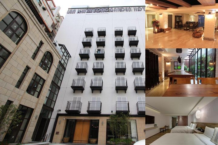 Lan Kwai Fong Garden Hotel photo collage