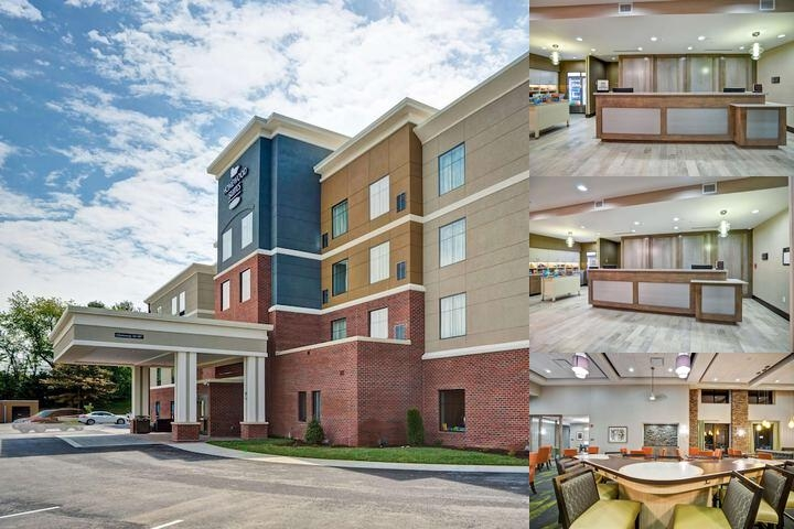 Homewood Suites by Hilton Christiansburg photo collage