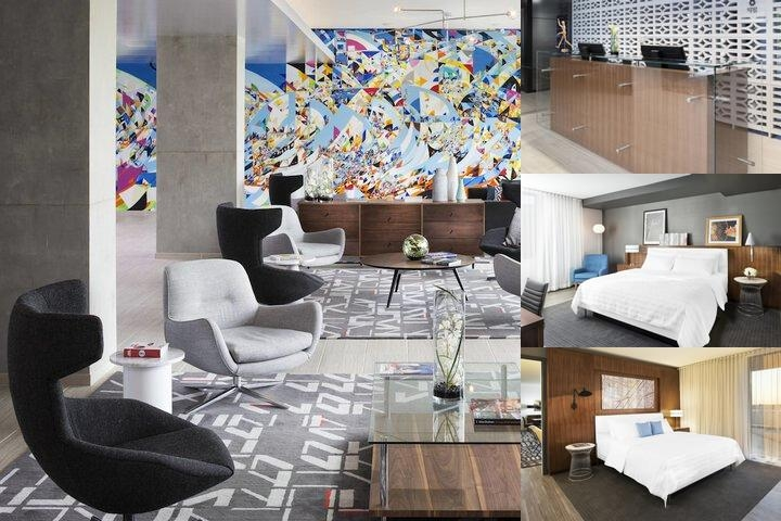 Le Meridien Chicago – Oakbrook Center photo collage