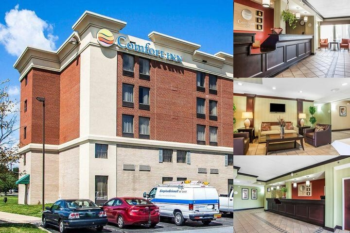 Comfort Inn Lehigh Valley West photo collage