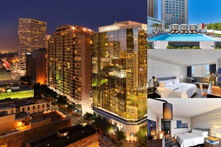 Le Meridien New Orleans photo collage