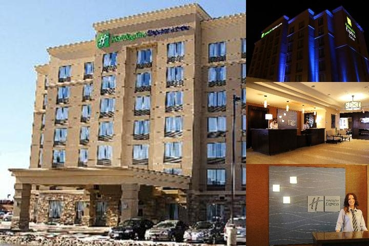 Holiday Inn Express Hotel & Suites Timmins photo collage