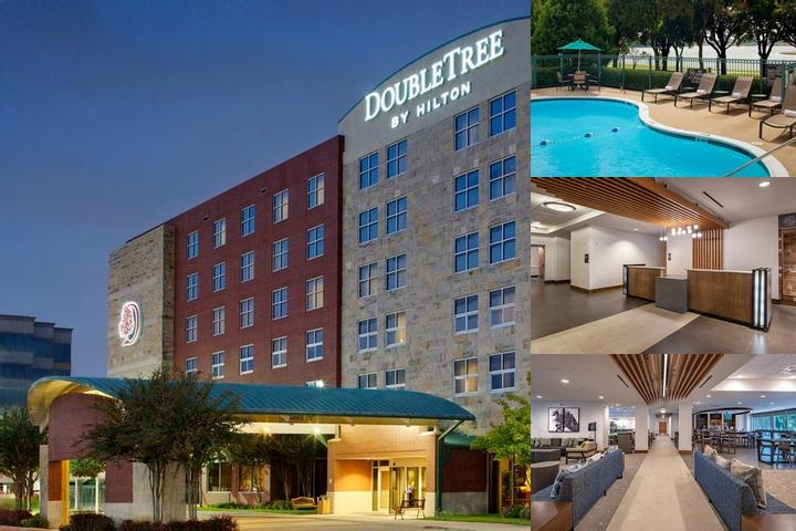 Doubletree Dallas Farmers Branch photo collage