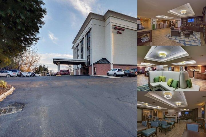 Hampton Inn Portsmouth photo collage