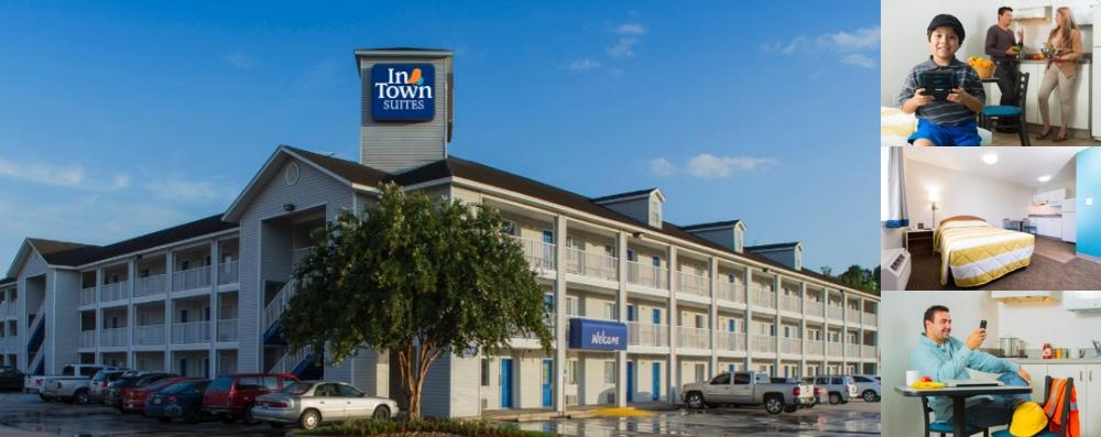 Intown Suites San Antonio Airport (Zsn) photo collage