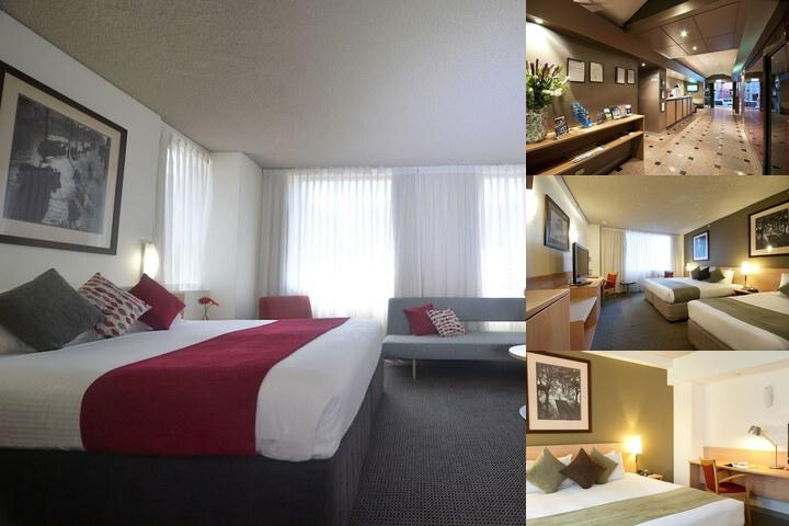 Crossley Hotel photo collage