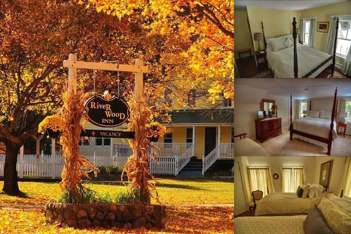 Riverwood Inn photo collage
