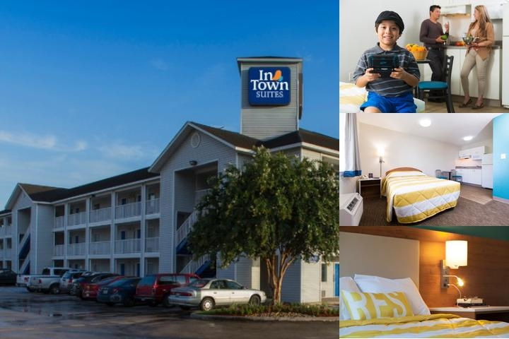 Intown Suites Virginia Beach (Zvv) photo collage