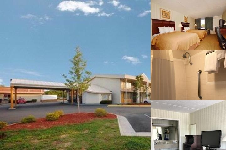 Quality Inn Fredericksburg Near Historic Downtown photo collage