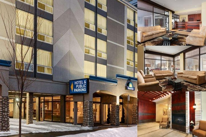 Days Inn Downtown Edmonton photo collage