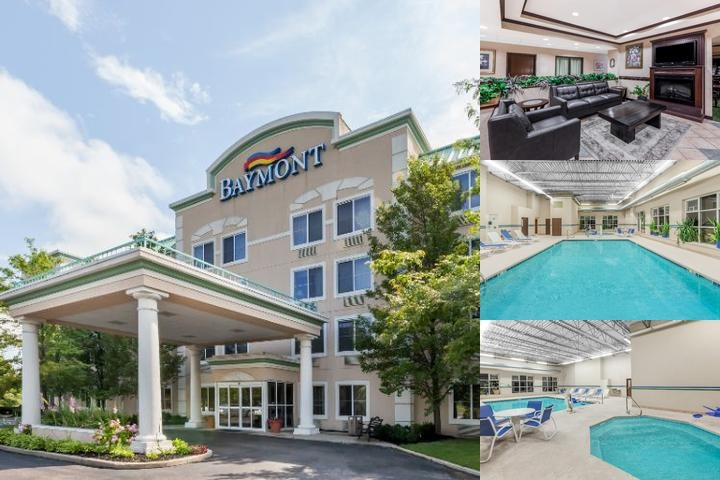 Baymont Inn & Suites Grand Rapids North / Walker photo collage
