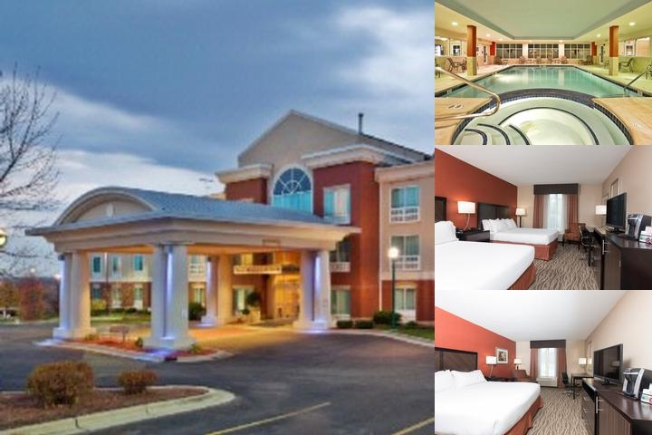 Holiday Inn Express & Suites North photo collage