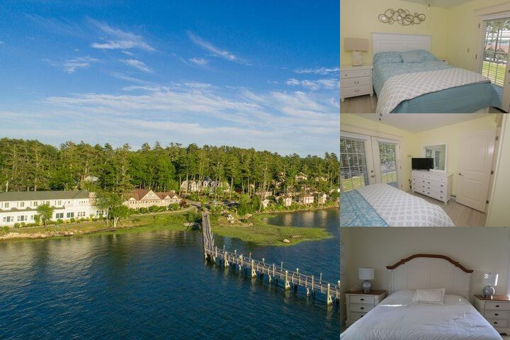 Sheepscot Harbour Village Resort & Spa photo collage