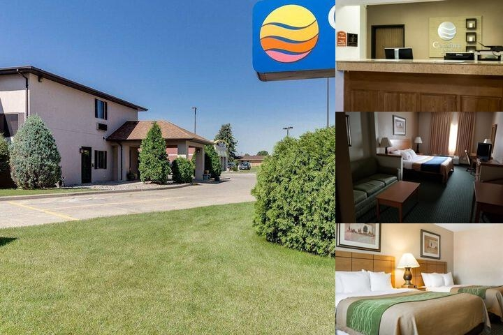 Comfort Inn Jamestown photo collage