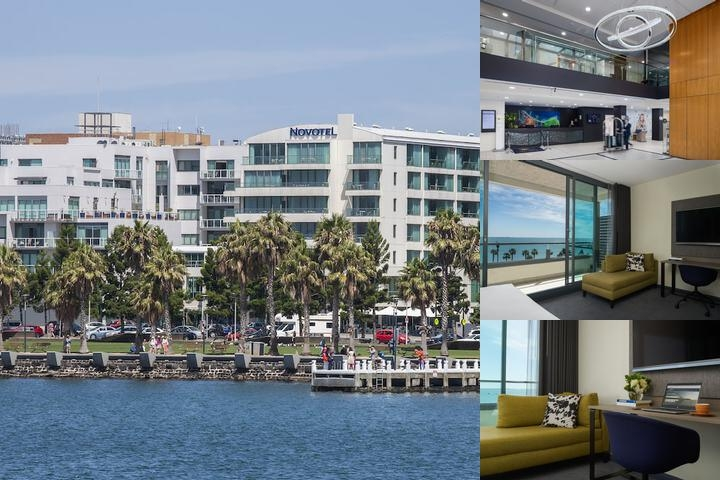 Novotel Geelong photo collage