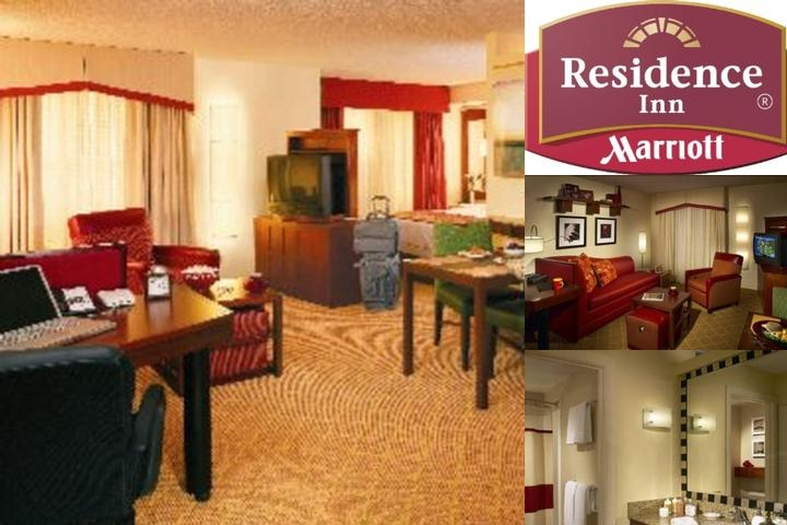 Residence Inn by Marriott Union Centre photo collage
