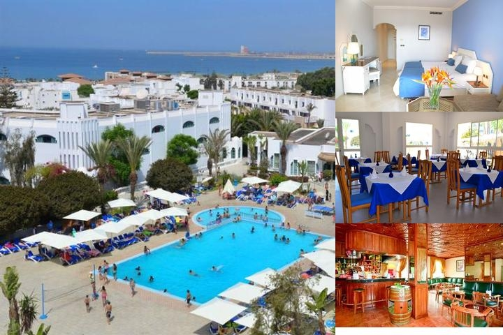 Blue Sea Le Tivoli Agadir photo collage