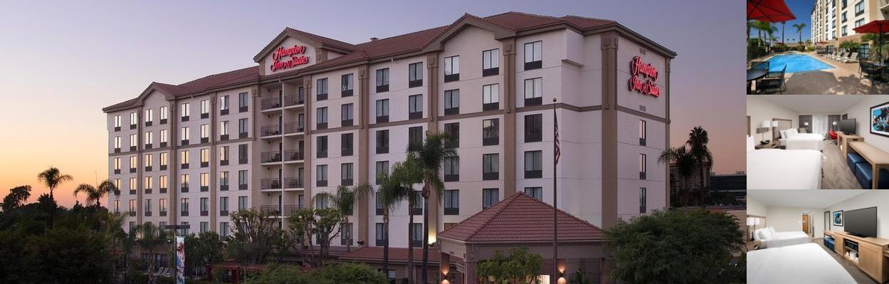 Hampton Inn Anaheim Garden Grove Ca 11747 Harbor 92840