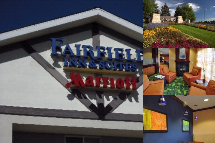 Fairfield Inn & Suites Loveland Fort Collins photo collage