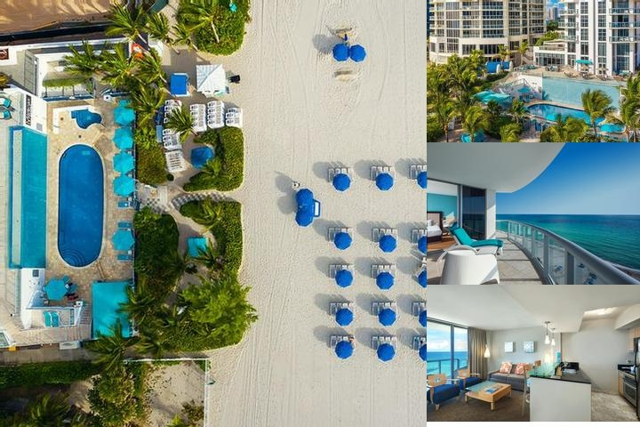 Marenas Beach Resort photo collage