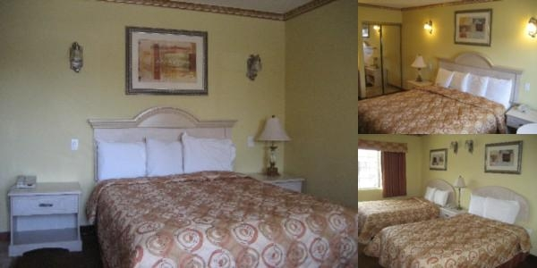 Glencapri Inn & Suites Burbank photo collage