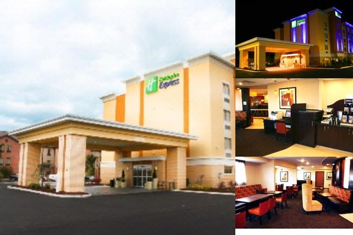 Holiday Inn Express Toledo North photo collage