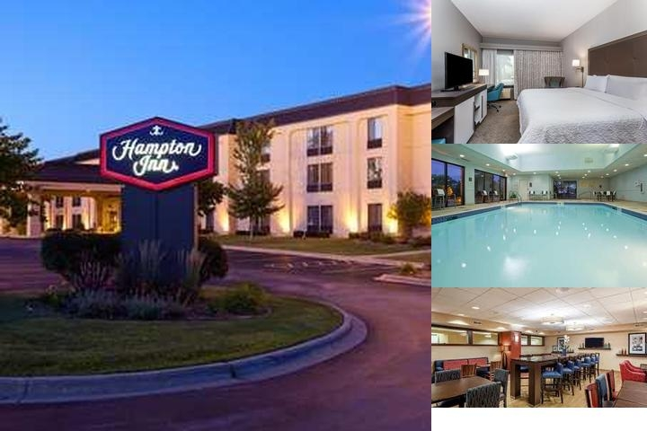 Hampton Inn Milwaukee Airport photo collage