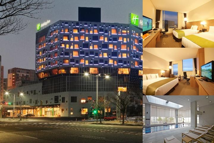 Holiday Inn Gwangju photo collage