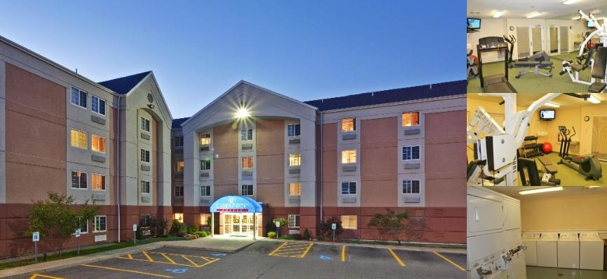 Candlewood Suites Syracuse Airport photo collage