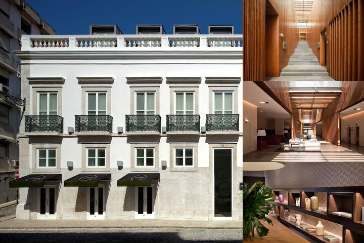 Inspira Santa Marta Hotel photo collage