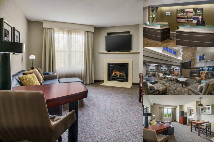The Residence Inn by Marriott Burlington Colcheste photo collage
