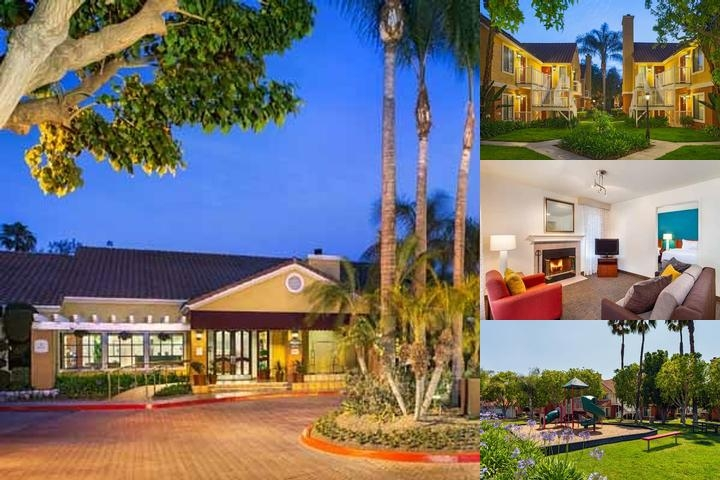 Residence Inn Anaheim Maingate photo collage