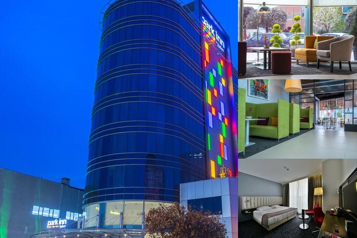 Park Inn by Radisson Istanbul Ataturk Airport photo collage